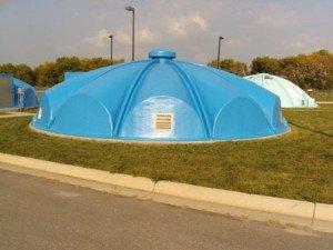 Repairing And Restoring Fiberglass Domes