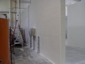 TMI Fiberglasses Wall