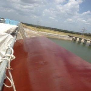 Refurbishing Lock And Dam Gates