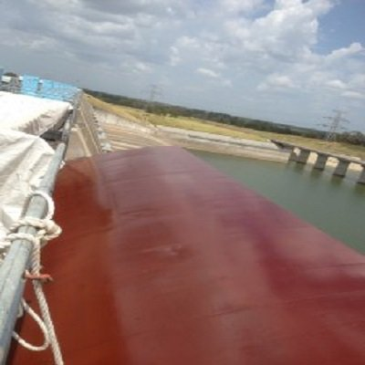 Refurbishing Lock And Dam Gates By TMI Coatings