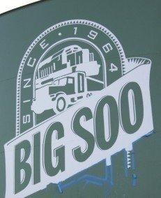 TMI Installs Intricate Big Soo Logo