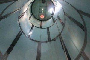 TMI Coats Interior of Steel Silo