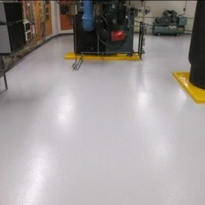 CHEM-RESIST Mechanical Room Floor Coating