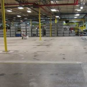 TMI Restores Concrete And Repairs Floor For Manufacturer
