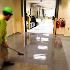 Floor Topping Applied By TMI Coatings