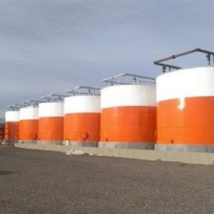 TMI Coated Carbon Steel Tanks In Texas