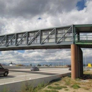 Bridge In Colorado Painted By TMI Coatings