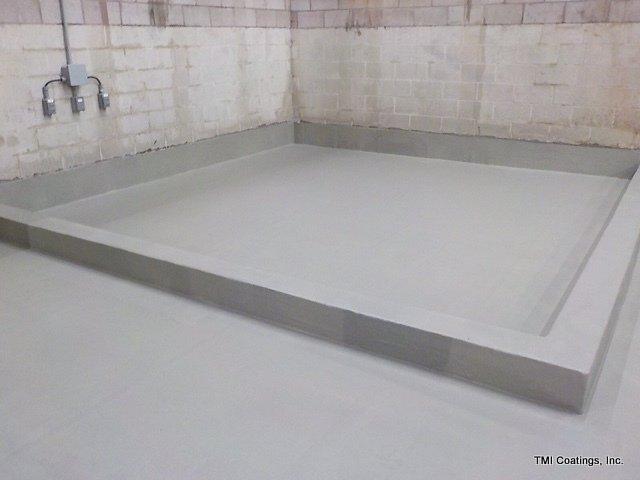 Fiberlife For Caustic Storage Containment Dike Tmi Coatings