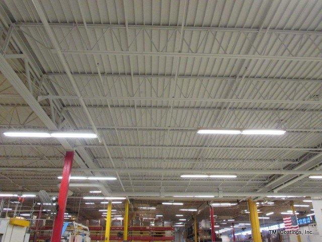 Donaldson ceiling