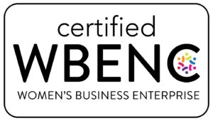 Certified Women Business Entertrprise
