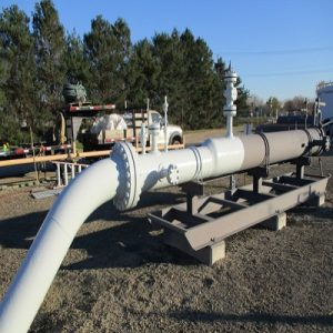 Large Pipe Coating Project