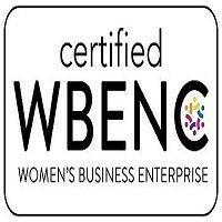 WBENC certified logo (womens business enterprise).