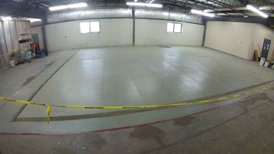 FIBERLIFE, A Fiberglass Floor After TMI Coatings Did A Great Job!