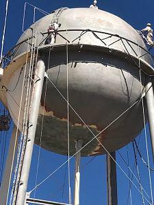 White Sands National Monument Tower Rehabilitation