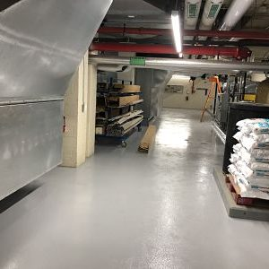 Mechanical Room Flooring