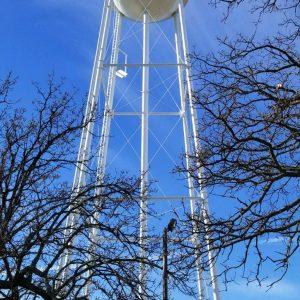 TMI Water Tower Crew Impresses Facility Director