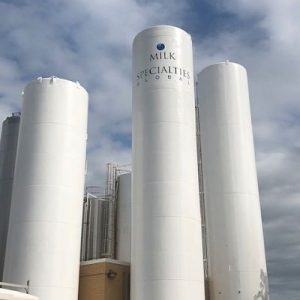 Exterior Silo Restoration For A Whey And Milk Manufacturer